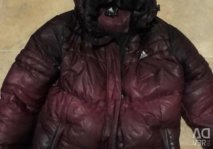 Куртка (пуховик) адідас