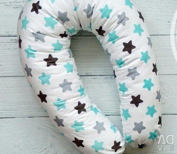 Boomerang Maternity Pillow