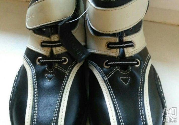 Yeni ayakkabılar Antilop derisi 28 Beden