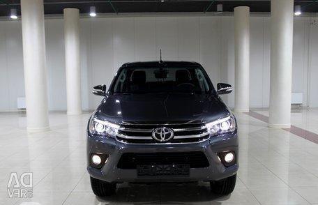 Toyota Hilux, 2018