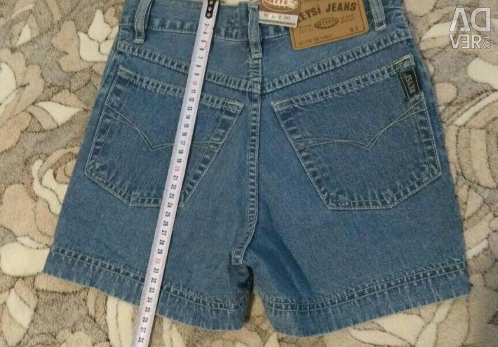 Jeans shorts 24 p.