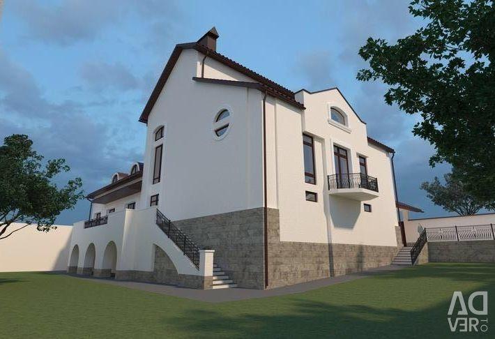 Дом, 742 м²