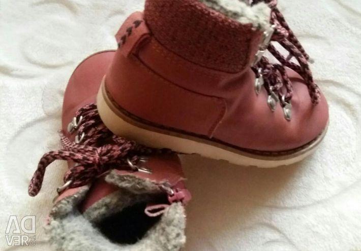 Zara bebek ayakkabısı
