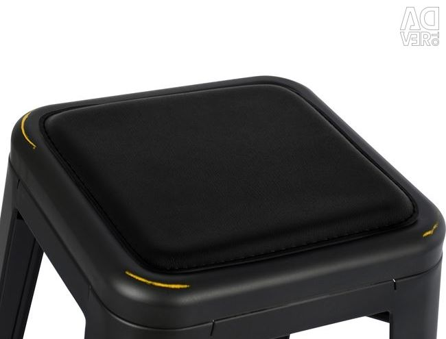 STABLE BAR MELITA BLACK PATH AND SEAT HM8060