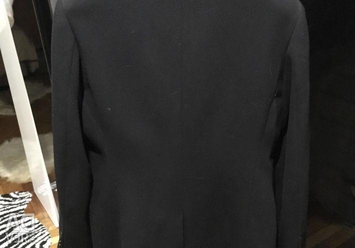 New men's trench coat