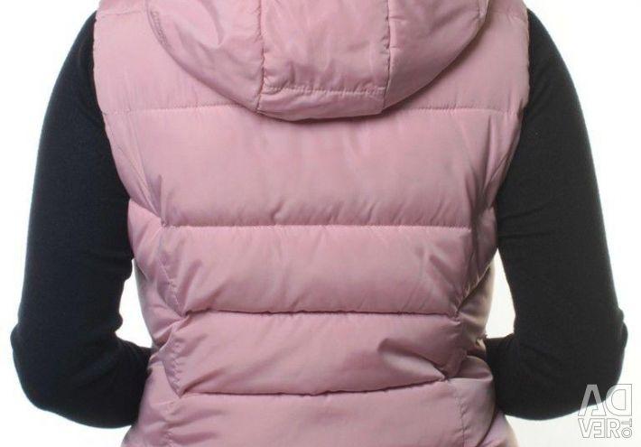 New vest
