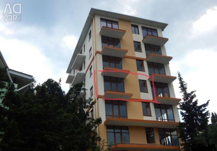 Apartment, 1 room, 36 m²