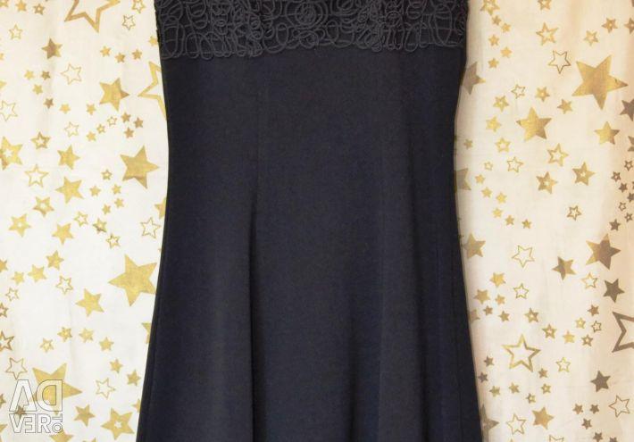 Evening dresses black France S-XS