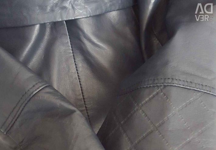 Δερμάτινο μπουφάν 42-44