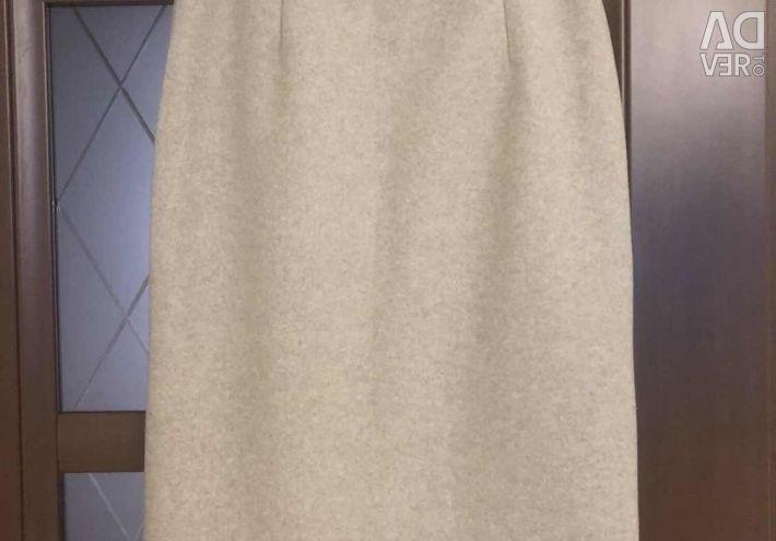 Νέα φούστα μολύβι, μέγεθος 42-44