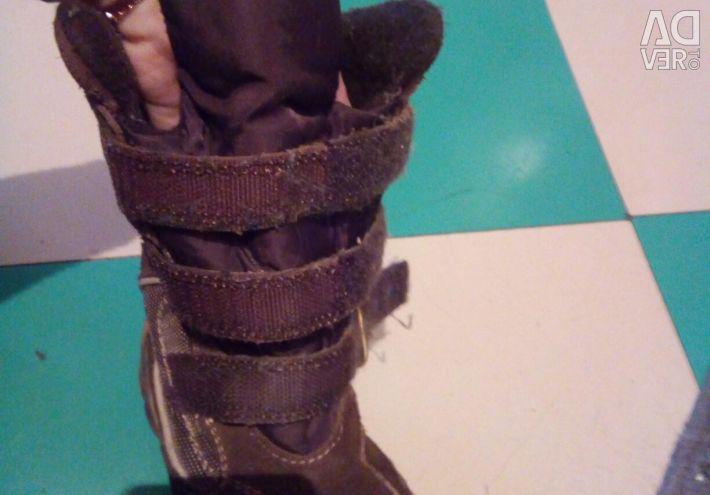 Boots membrane demi-season 28 sizes