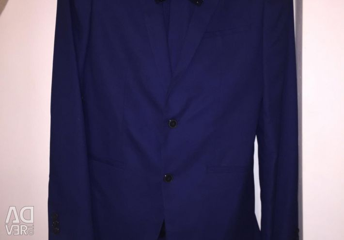 Male suit (jacket, trousers)