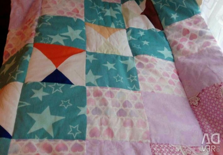 Baby blanket-plaid