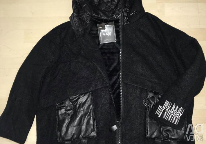 Jacket on a heater