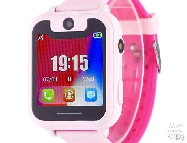 Smart Baby Watch S6