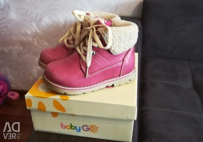 Cizme izolate BabyGo