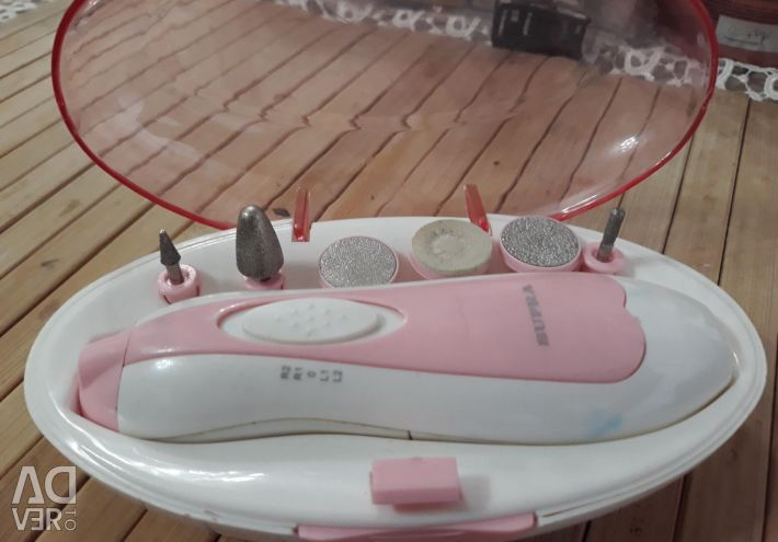 Set for nails