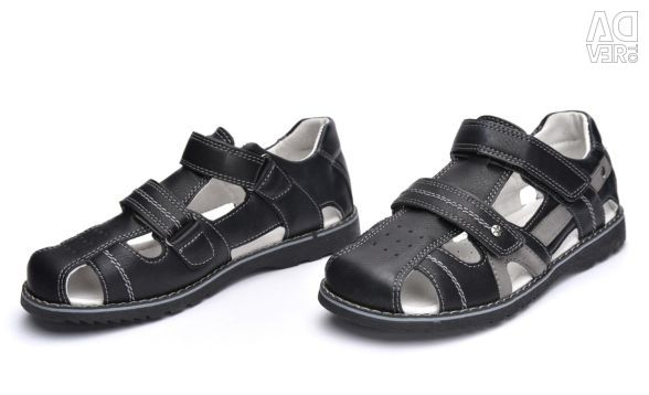 NEW sandals p. 34.35