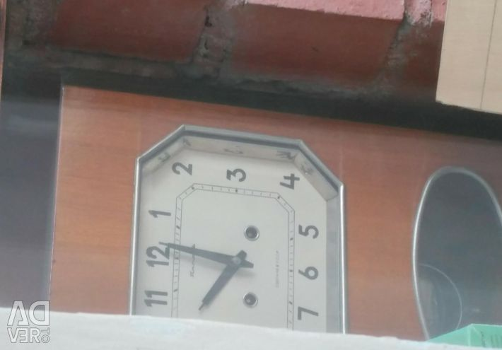 Watch the time of the USSR