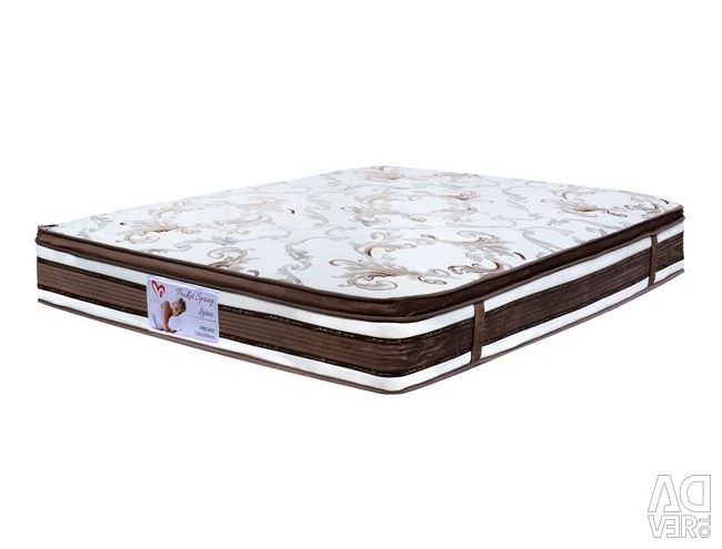 Latex mattress with Pocket Spring 150x200