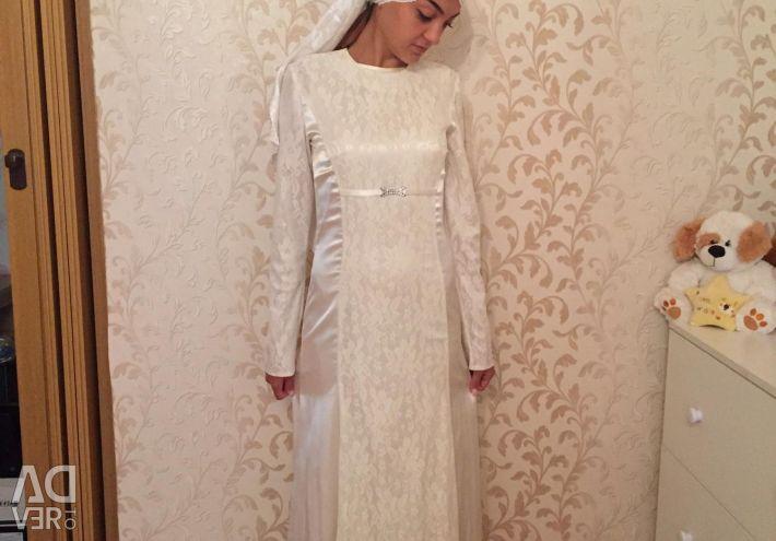Dress on nikah