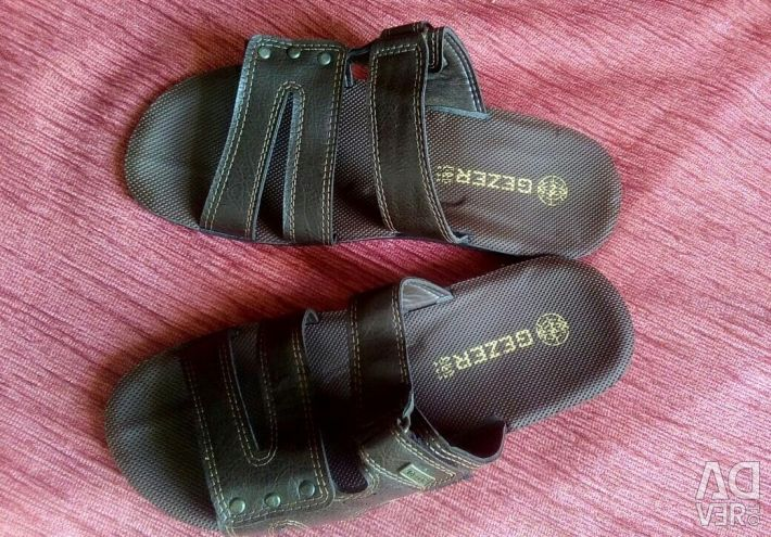 Sandals - slippers and slates for men