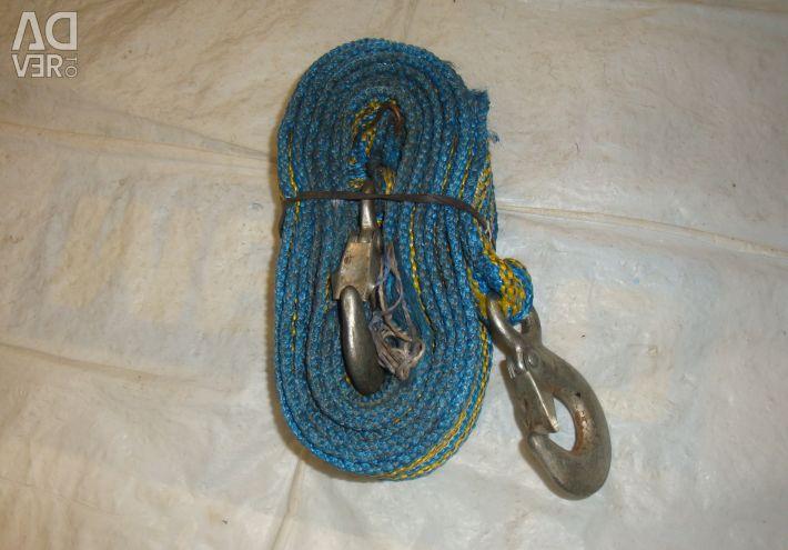 Σκοινί ασφαλείας 4 μέτρα