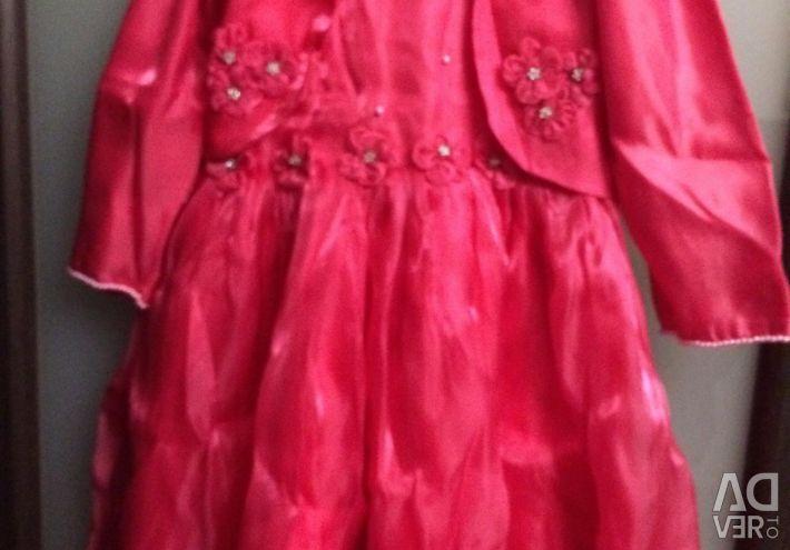 Dress bright with a bolero of river 98