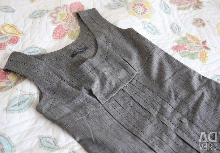 Classic dress Kira Plastinina gray, new