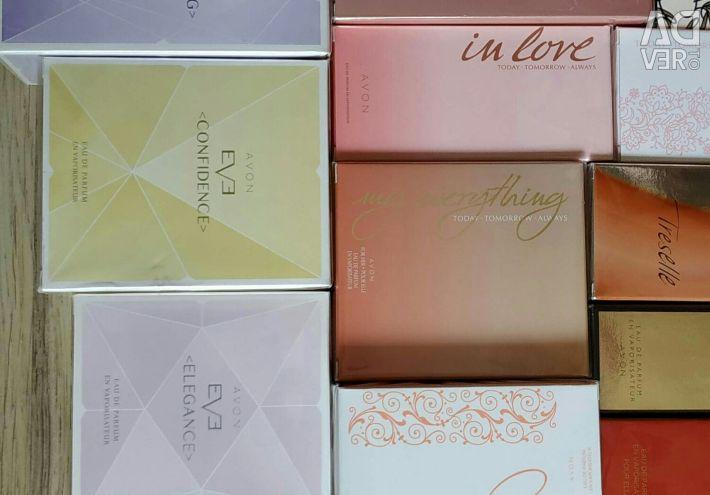 Women's perfume from Avon