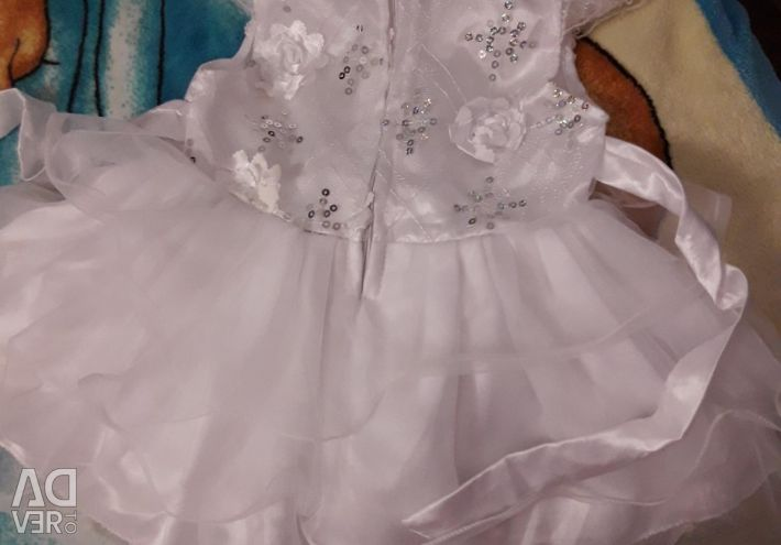 Princess dress 1 year