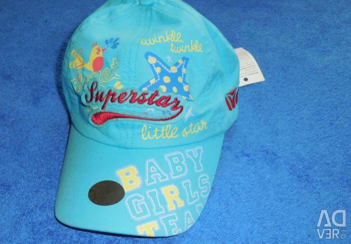 Șapca de baseball pentru fetele p.50-52 noi