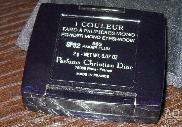 Очень красивые моно-тени Christian Dior