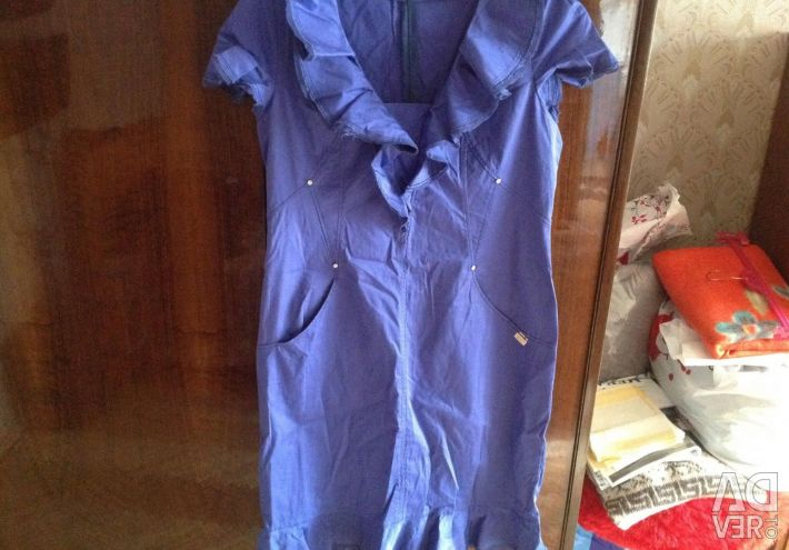 Το φόρεμα χρησιμοποίησε τη Maria Graziaseve