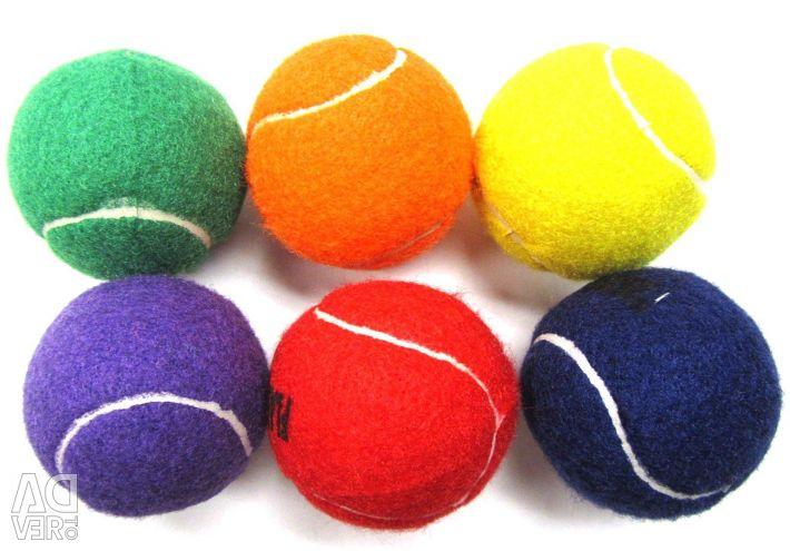 Süper Premium Tenis Topları