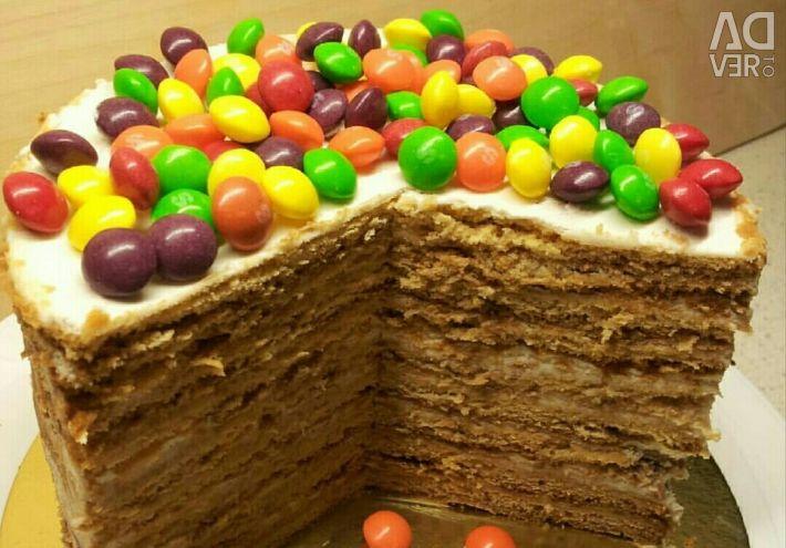 Κέικ για παραγγελία