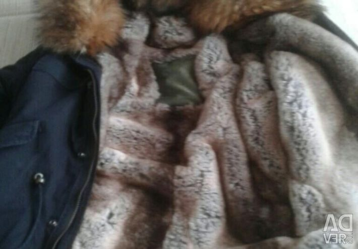 Winter jacket boy 7-9 years