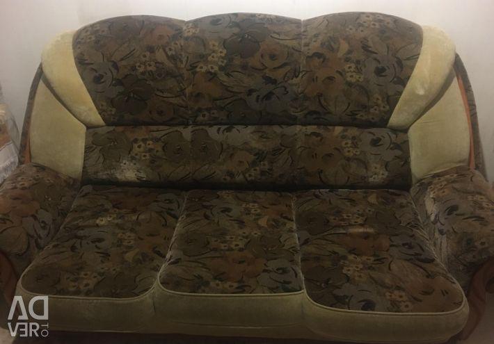 Μετασχηματιστής καναπέδων