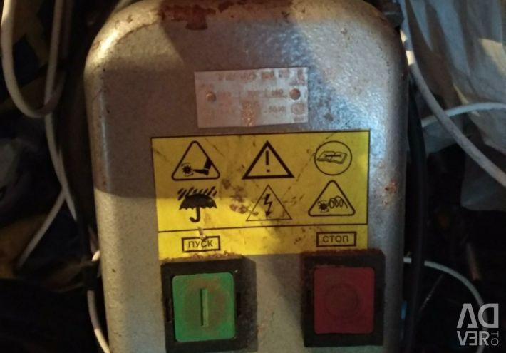 Electro-Cultivator Enimes-Corpus-EC-3