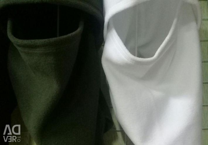 Fleece masks