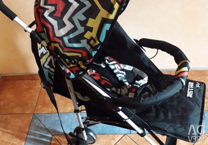 Stroller baby cane