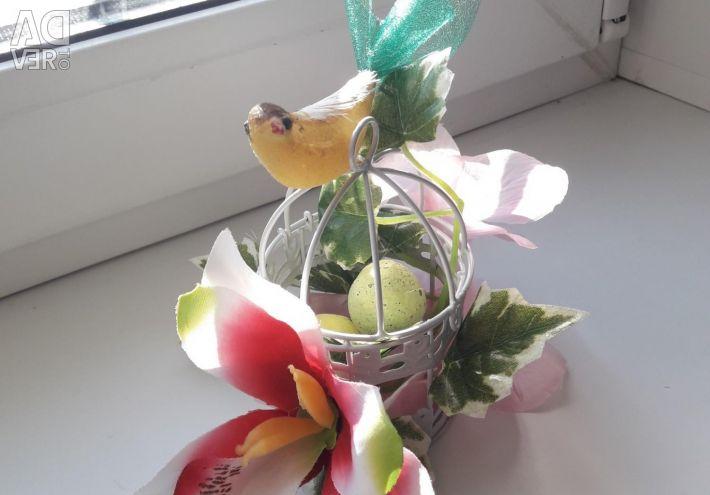 Декоративные клетки птиц