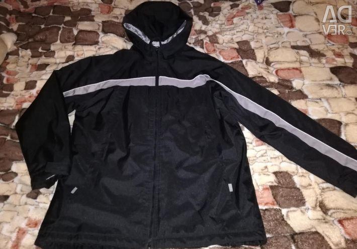 Jacket cold demi-season (winter)