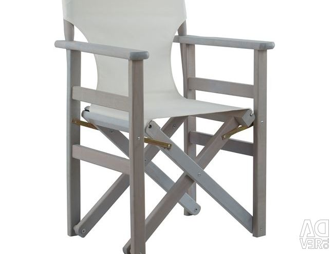 DRAWING CHAIR DRAINAGE GRAY WITH PVC EKP