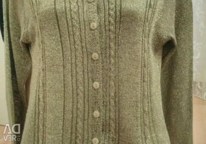 Cardigan feminin. Tricotaje.