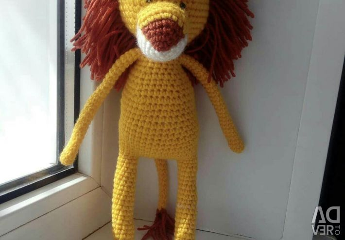 Lion handmade