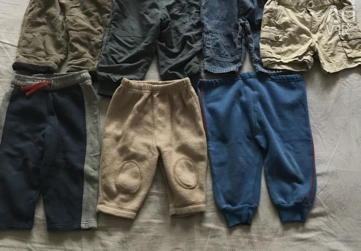 Pants from 3 months