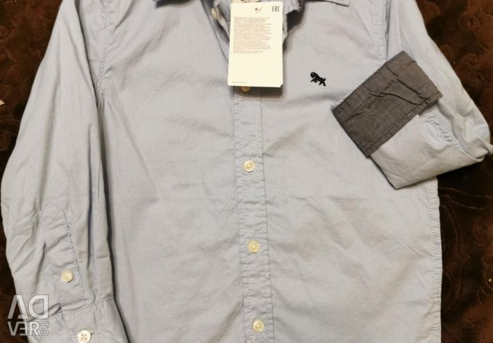 Shirt new H&M! R. 104