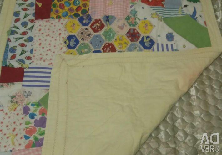 Κουβέρτα μωρού με κουβέρτα
