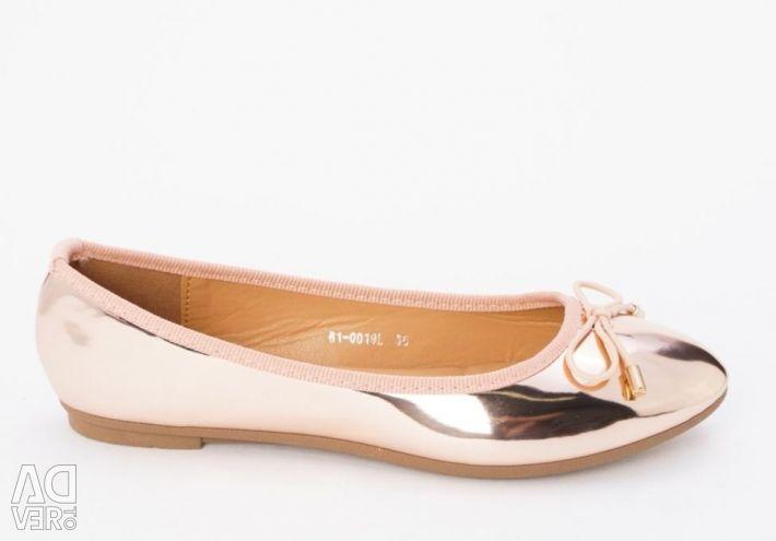 Ballet flats 4 colors